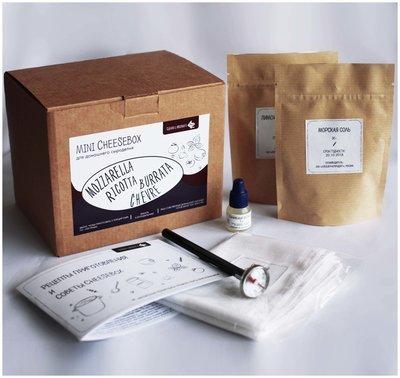 Мини-набор CHEESEBOX на 5 приготовлений