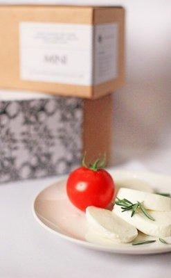 Набор для приготовления сыра MOZZARELLA FIOR DI LATTE & RICOTTA