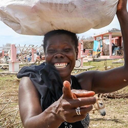 Food Basket (Haiti)