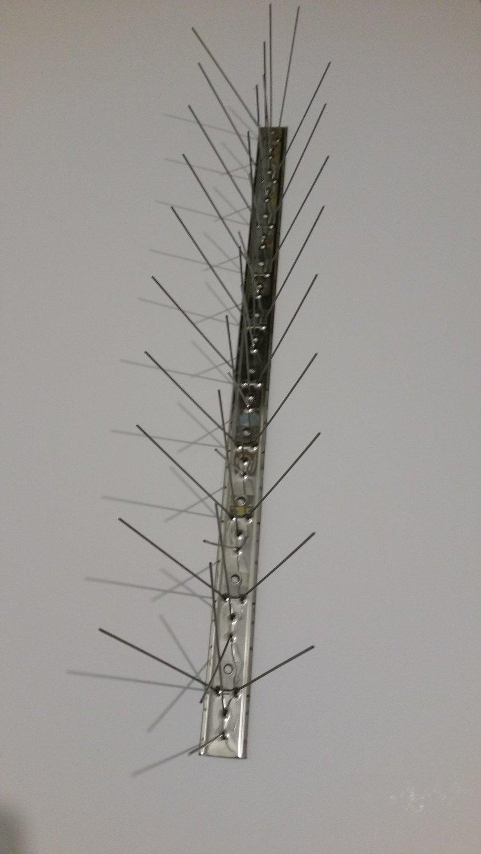 דוקרן נירוסטה עם בסיס נירוסטה