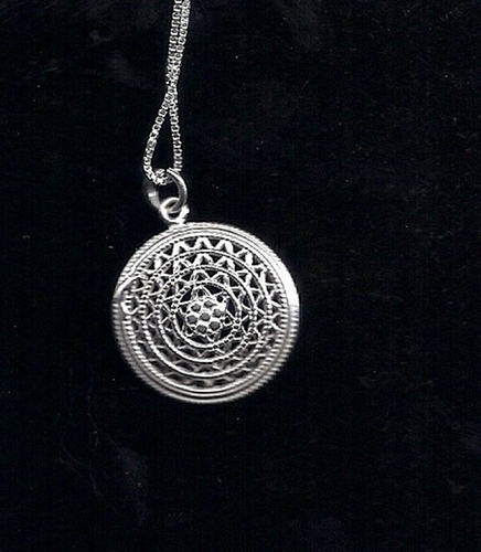 Shield Of David pendant