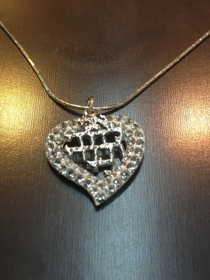 The Beloved Heart Pendant