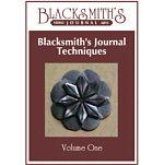 Blacksmith's Journal Techniques - MP4 Digital Video Vol. 1