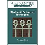 Blacksmith's Journal Techniques - MP4 Digital Video Vol. 2 VIDEO-BJVOL-TWO