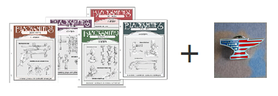 Blacksmith's Journal Hard Copy Back Issues - Special SALE Offer