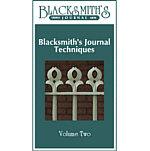Blacksmith's Journal Techniques - VHS Video 2 VIDEO-VHS-TWO