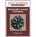 Blacksmith's Journal Techniques - DVD Video Vol. 1 VIDEO-DVD-VOL1