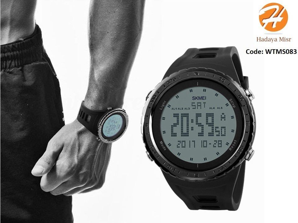 SKMEI Sport Water Resistant Digital Watch