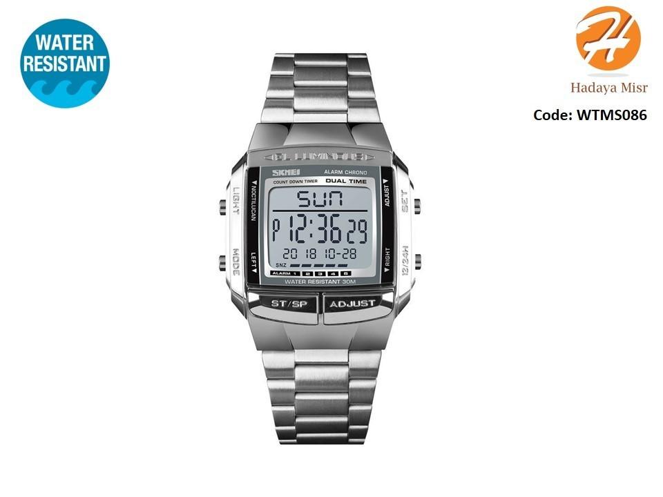 SKMEI Classic Water Resistant Digital Watch