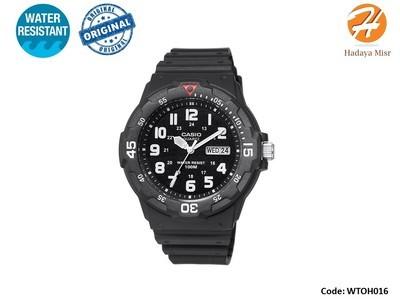 Casio Men Watch MRW200H-1BV ساعة كاسيو رجالي