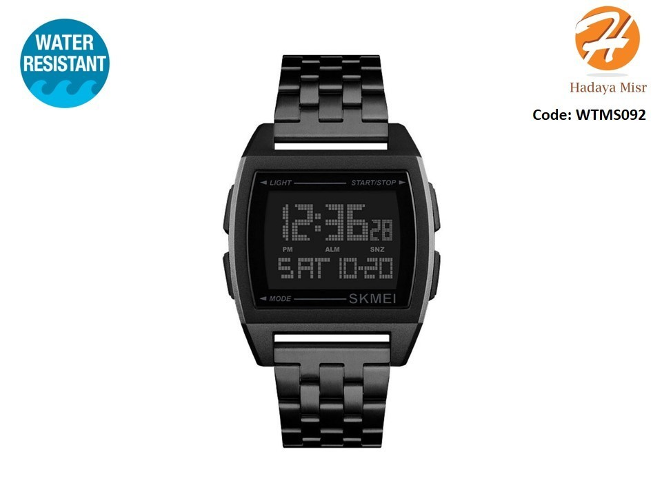 SKMEI Fashion Water Resistant Digital Watch