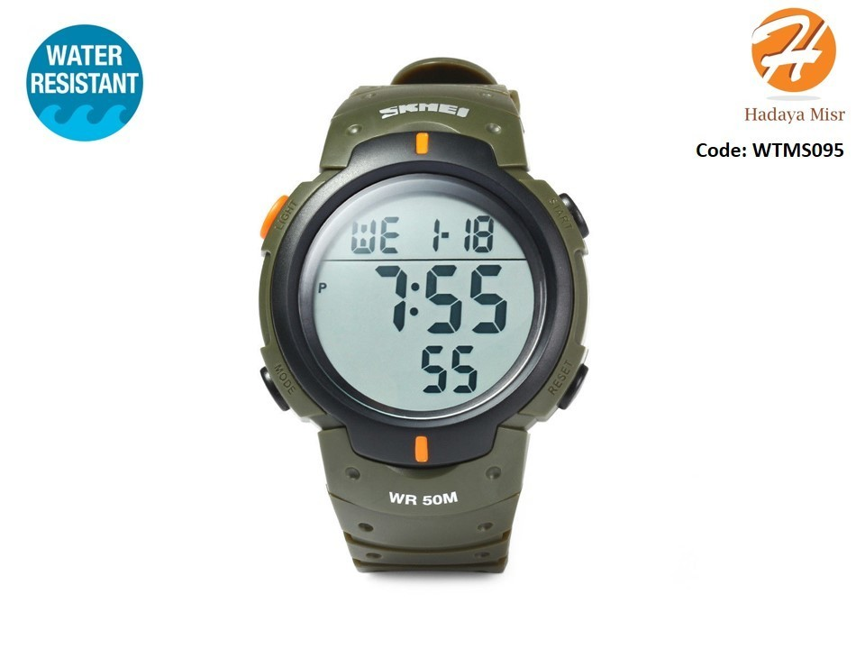 SKMEI Sport Water Resistant Digital Watch