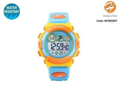 SKMEI Children Sport Water Resistant Digital Watch