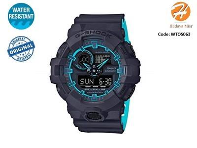 Casio Men's 'G Shock' Watch Model: GA700SE-1A2 ساعة كاسيو رجالى