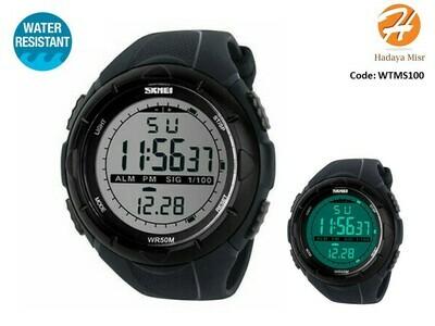SKMEI Water Resistant Digital Watch ساعة رياضية من سكيمي