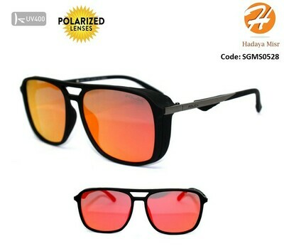 Mirror Polarized UV400 Fashion Men Sunglasses