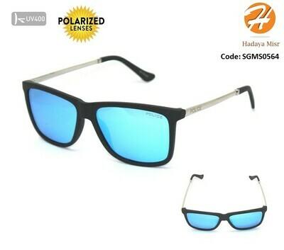Mirror Polarized UV400 Fashion Men Sunglasses نظارة رجالي بولاريزد