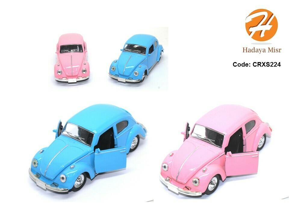 1:28 scale Car toy نموذج لعبة لعربية خنفسة