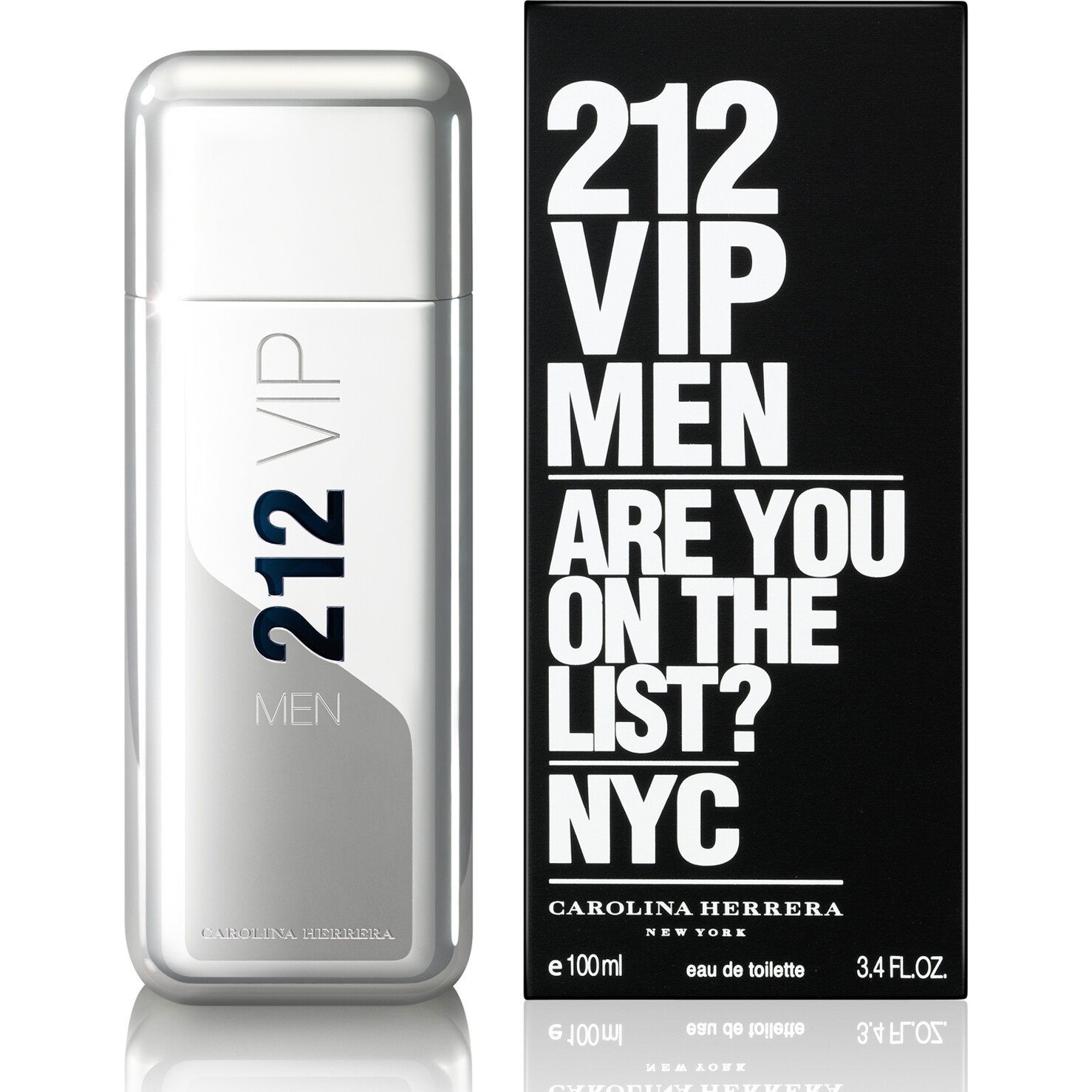 212 VIP FOR MEN عطر رجالي