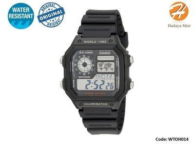 Casio Men Watch AE1200WH-1B