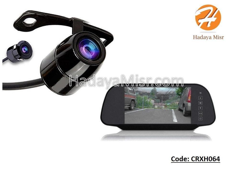 كامير 2×1خلفيه للتركيب خارج أو داخل الاكصدام