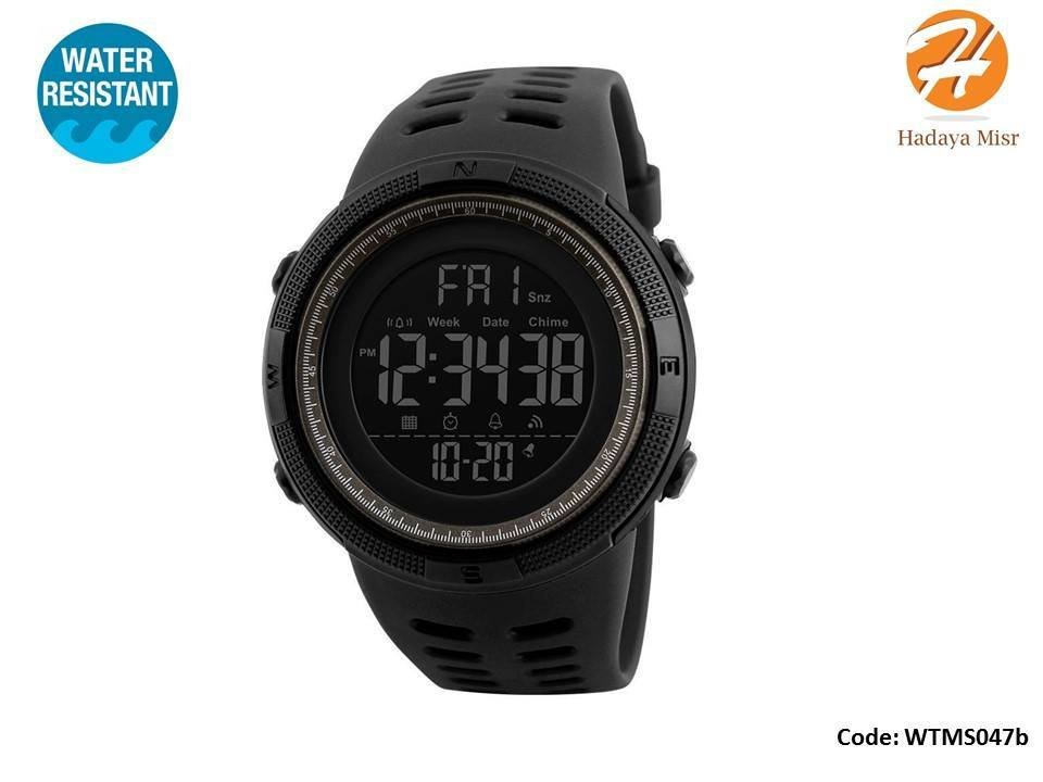 SKMEI Water Resistant Sport Digital Watch
