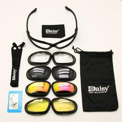 Daisy Polarized UV400 Sport Men Sunglasses