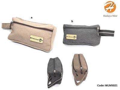 Canvas hand bag حقيبة يد من الكتان