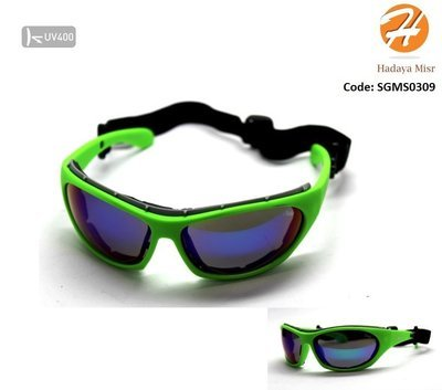 Bike Sport Glasses Large Size -  نظارة رياضية كبيرة