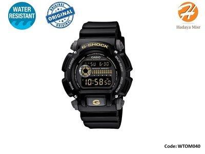 Casio Men's G-Shock DW-9052-1C Military Watch- ساعة كاسيو رجالى
