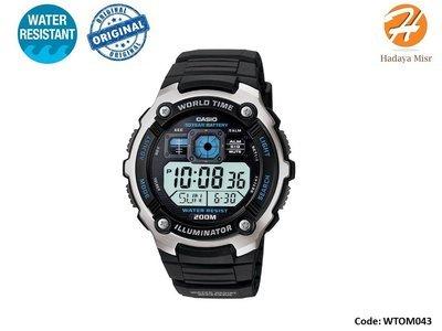 Casio Men's AE2000W-1AV Watch - ساعة كاسيو رجالى