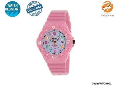 Casio Women's LRW-200H-2BVCF Analog Quartz Watch