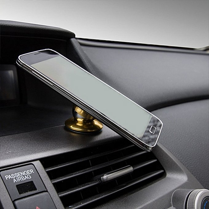 Magnetic Car Phone Holder - حامل موبايل مغناطيس
