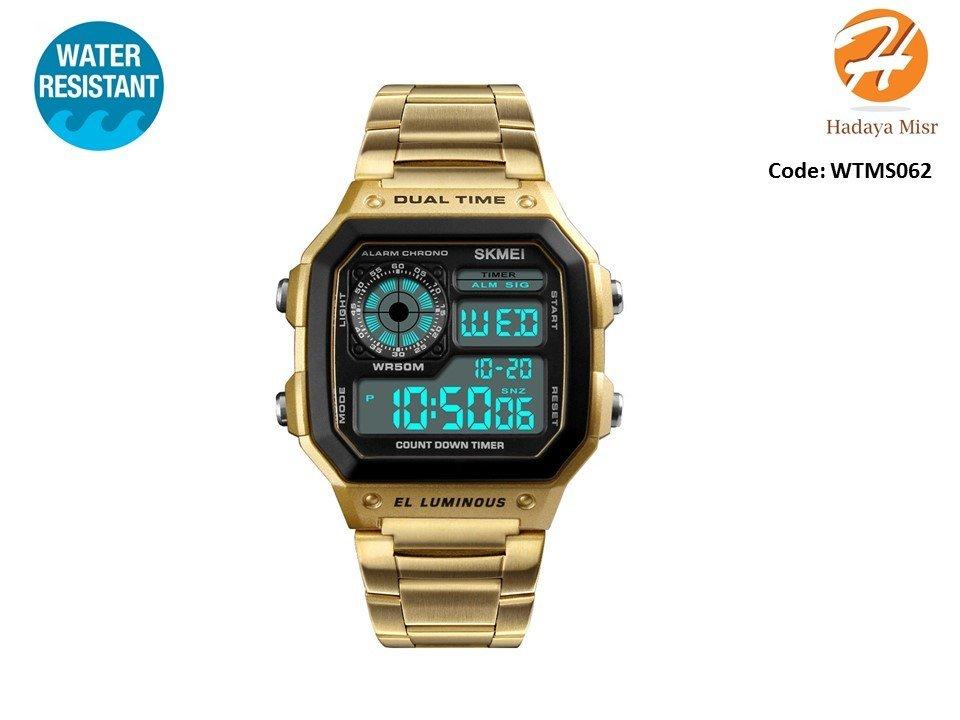 SKMEI Water Resistant Digital Watch