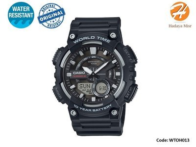 Casio Men Watch Model: AEQ-110W-1AVEF