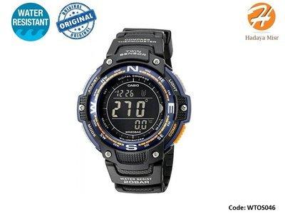 Casio Men's SGW-100-2BCF Twin Sensor ساعة كاسيو رجالى