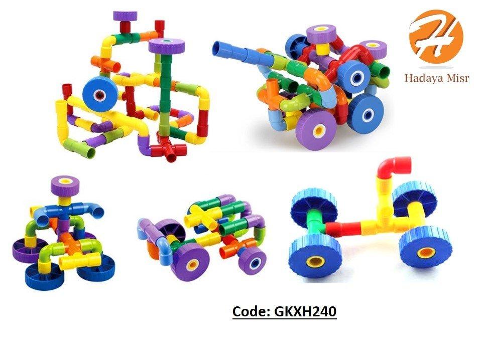 بازل تكوين الاشكال -   بلاستيك puzzle