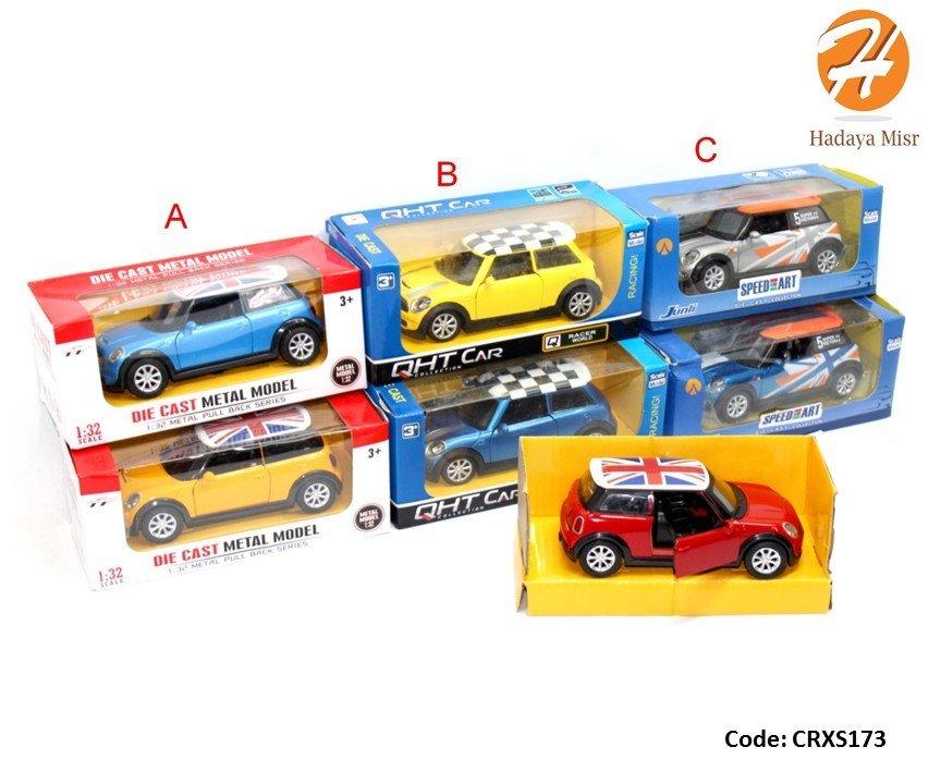 mini cooper car toy نموذج لعربية ميني كوبر لعبة