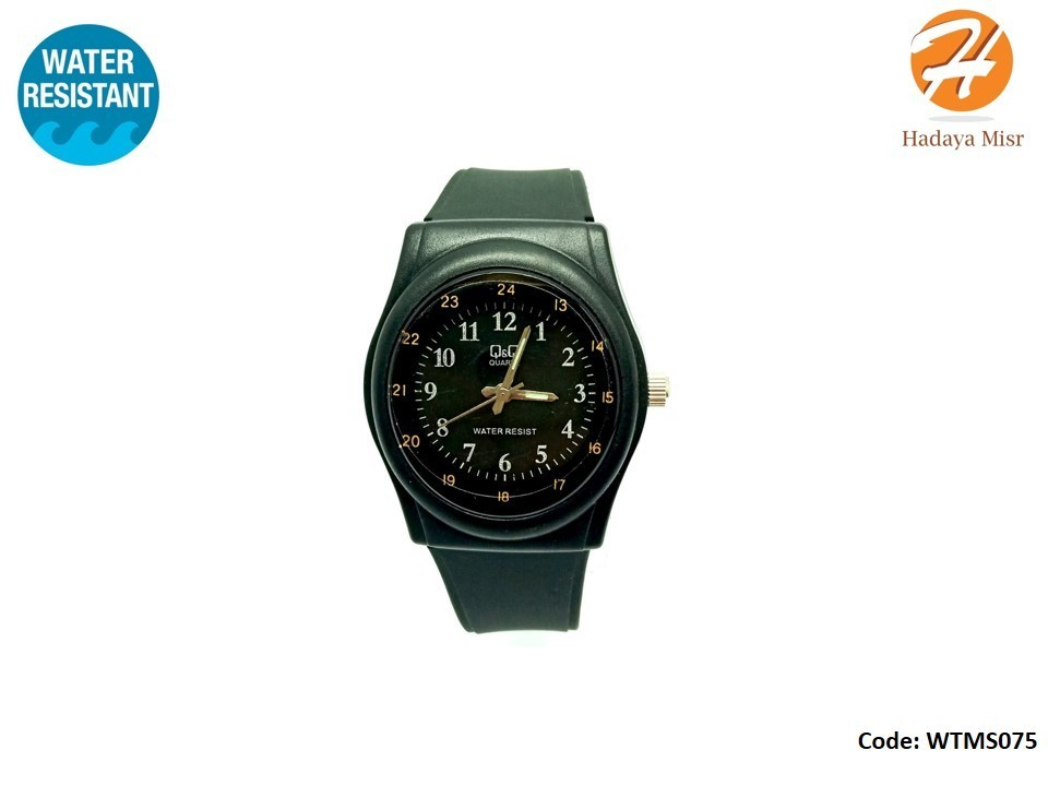 Water Resistant Analog Watch
