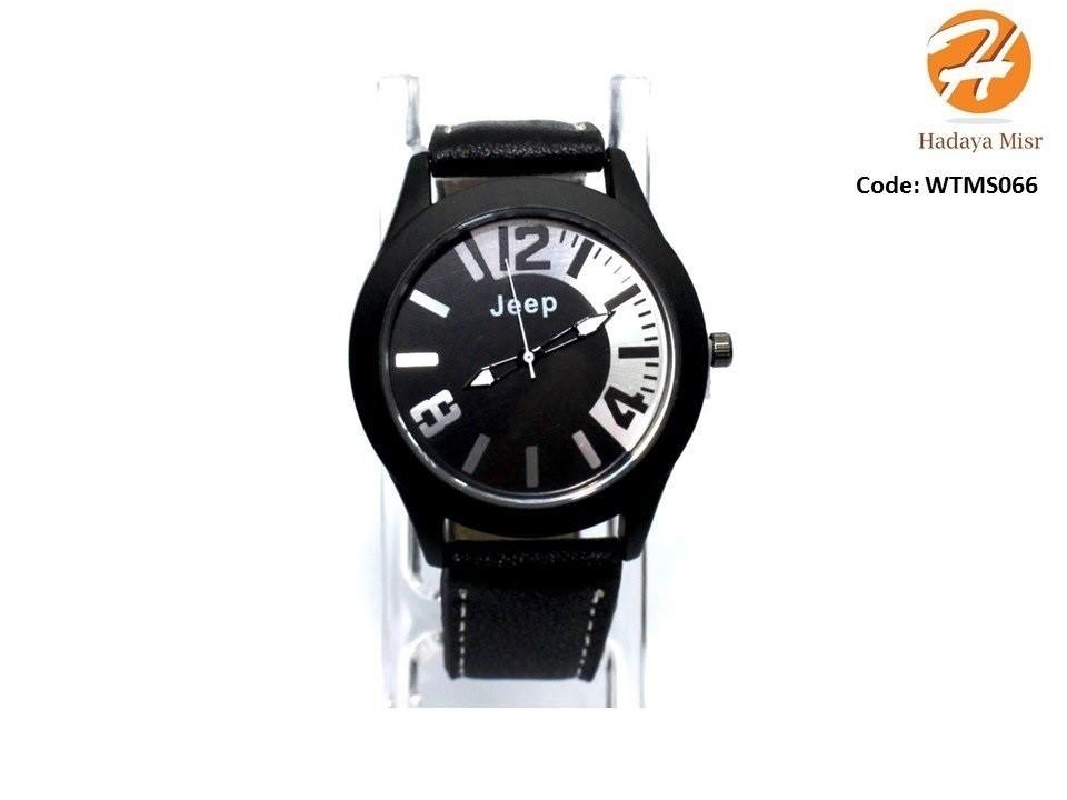 Analog Men's Watch - ساعة رجالى