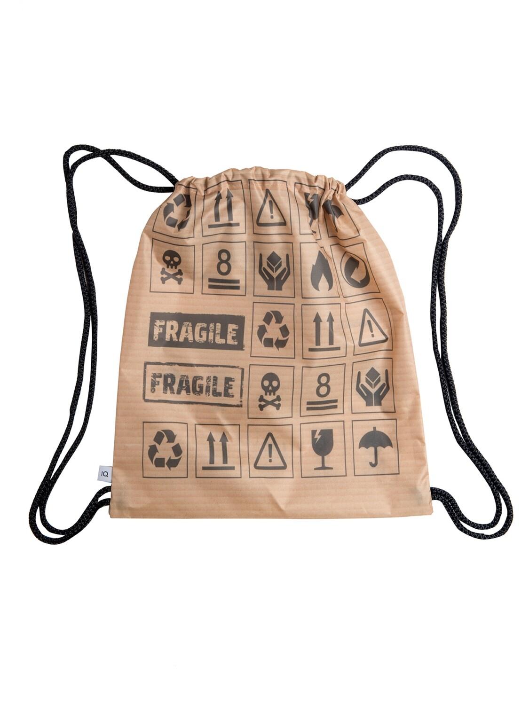 Рюкзак-мешок Fragile