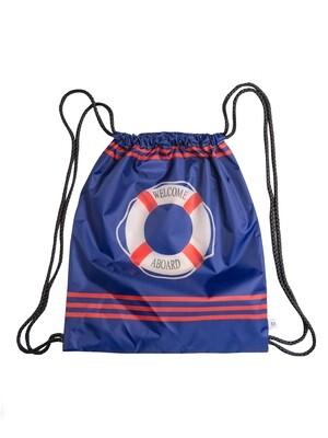 Рюкзак-мешок Welcome aboard