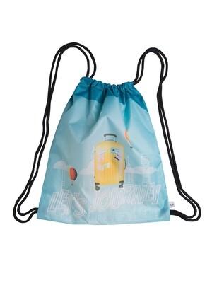 Рюкзак-мешок Lets journey