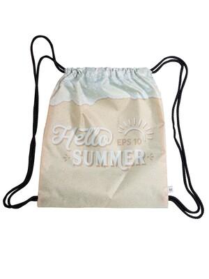 Рюкзак-мешок Hello Summer