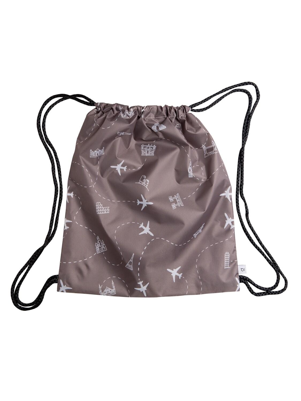 Рюкзак-мешок Самолетики