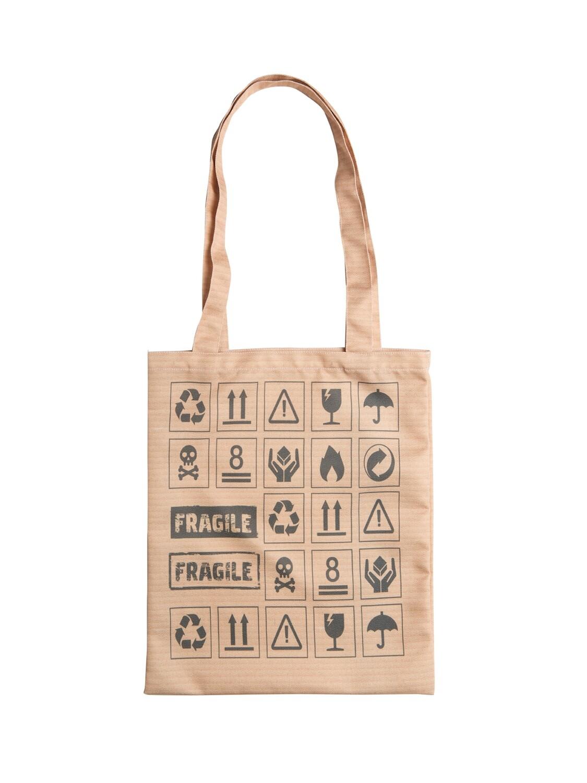 Сумка шоппер Fragile