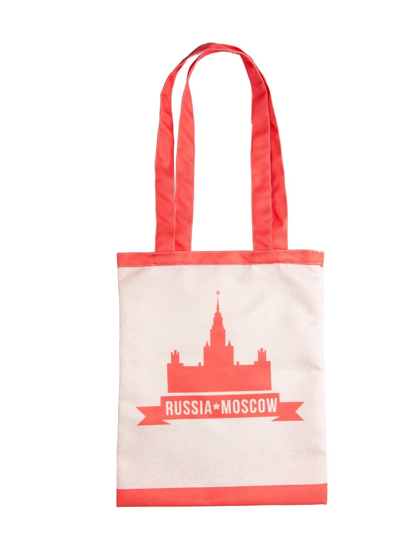 Сумка шоппер  Russia Moscow