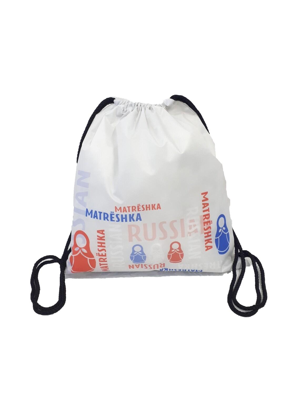 Рюкзак-мешок Матрешки Россия