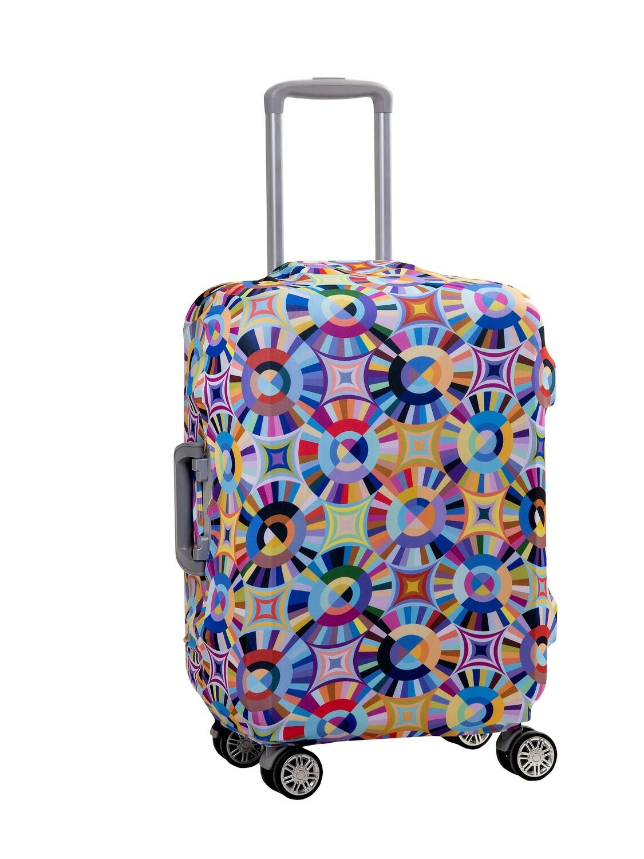 Чехол на чемодан Узор