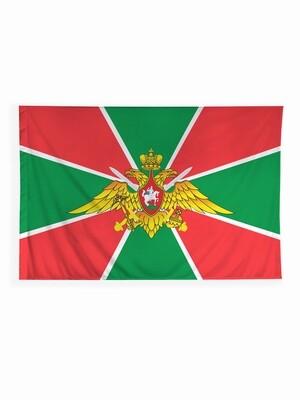 Флаг пограничных войск РФ 135х90
